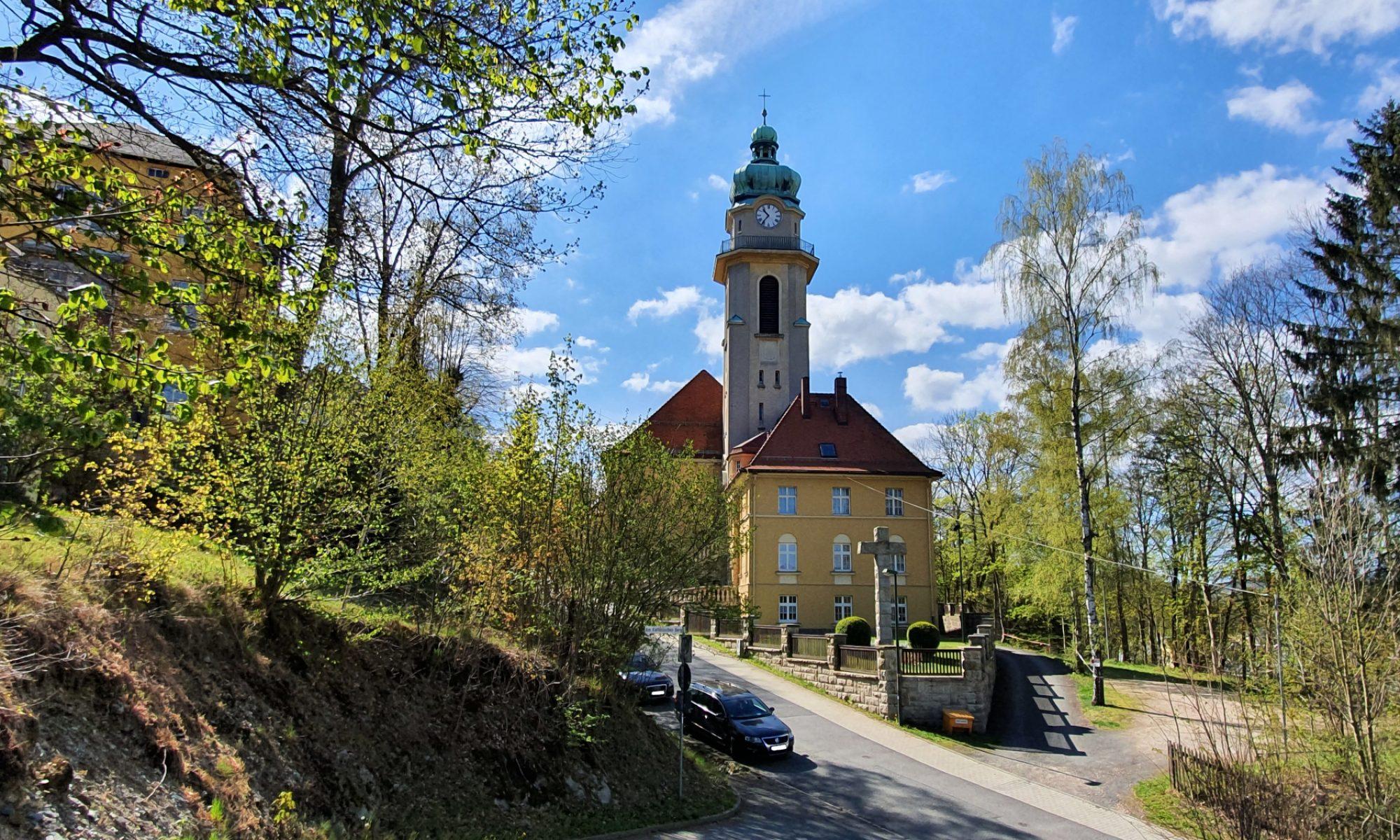 Katholische Pfarrei Sankt Christophorus Auerbach/Vogtl.